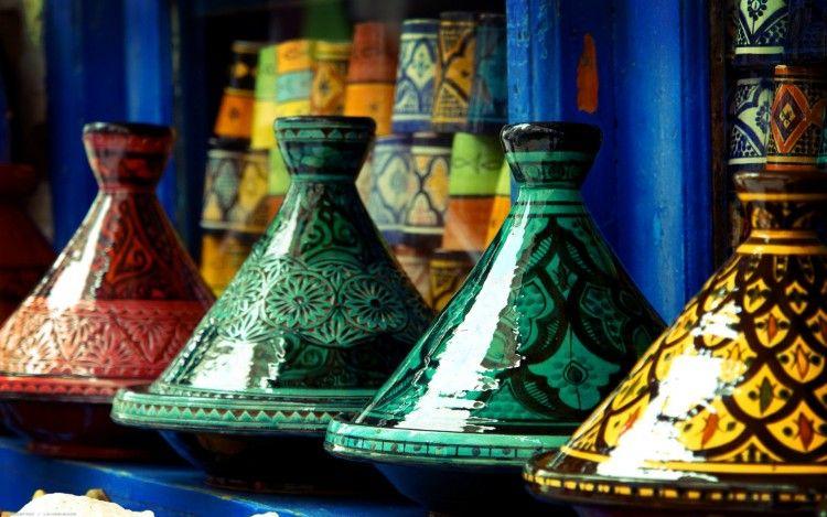 Tagine Marocain Modern