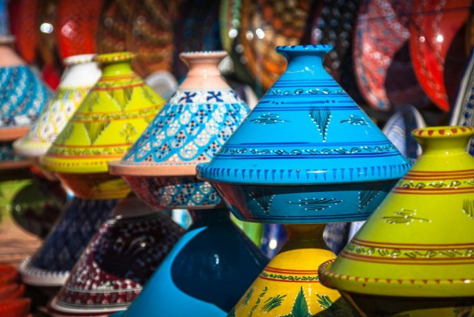 Tagine Marocain